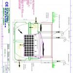 Fosa Séptica Filtro Biológico para 2-3 Heq